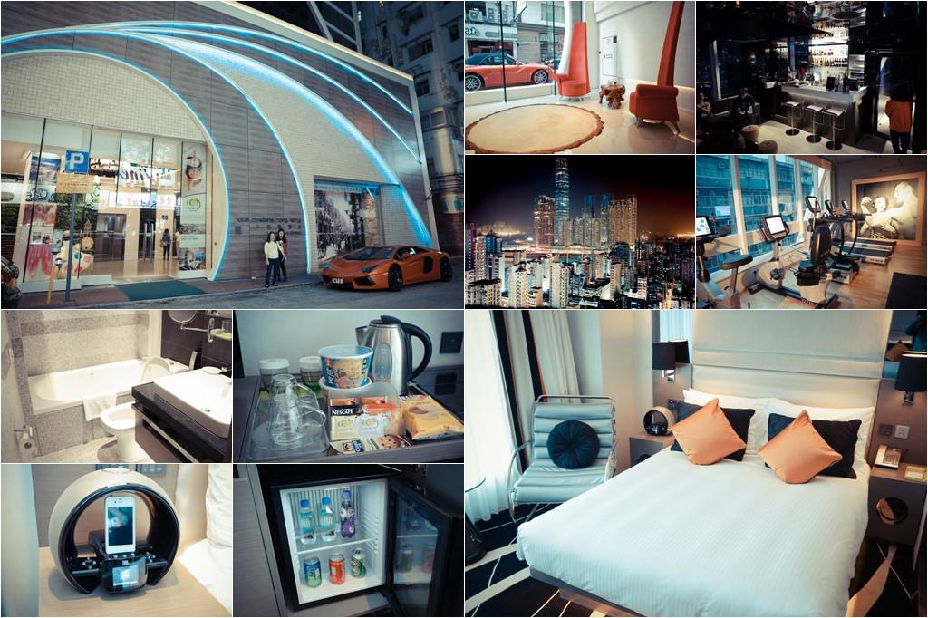 香港住宿 :: 木的地酒店 Madera Hong Kong Hotel 佐敦站高質感住宿首選