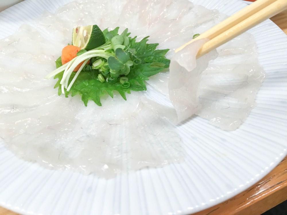 大阪人推薦 :: とらふぐ城 一魚多吃!此生必吃高級河豚,江湖設宴精選之地