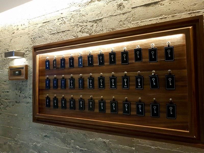 東區餐酒館 :: The Key Company鑰匙行 想要輕鬆喝一杯,卻不得其門而入?