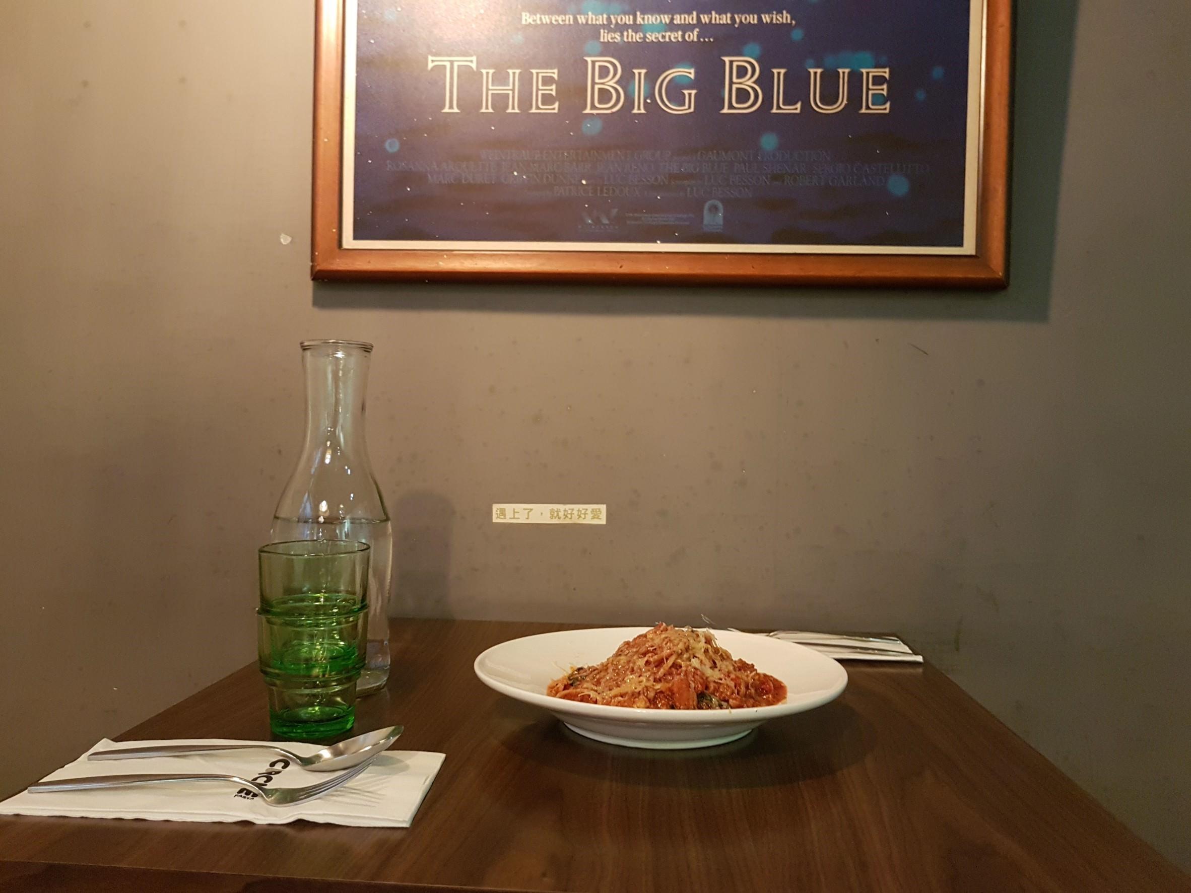 台北義大利麵 :: Circle Pasta 小圈子 美味道地的家常義大利料理圖解 原永康街騎樓