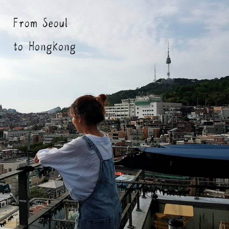亞洲跨國旅行:: 從韓國首爾到香港的2083公里縱走,與日本妹的旅遊驚奇記