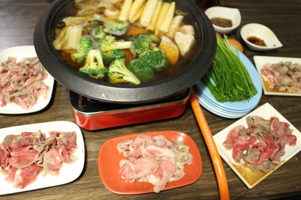 台中火鍋 :: 食藝石頭火鍋 傳承台式古早味!尋訪真實火鍋老味道