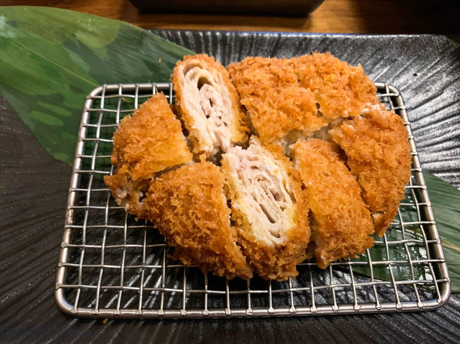 微風南山美食 :: 晴木千層豬排 東京豬排飯冠軍!適合小朋友一起吃的超薄切豬排