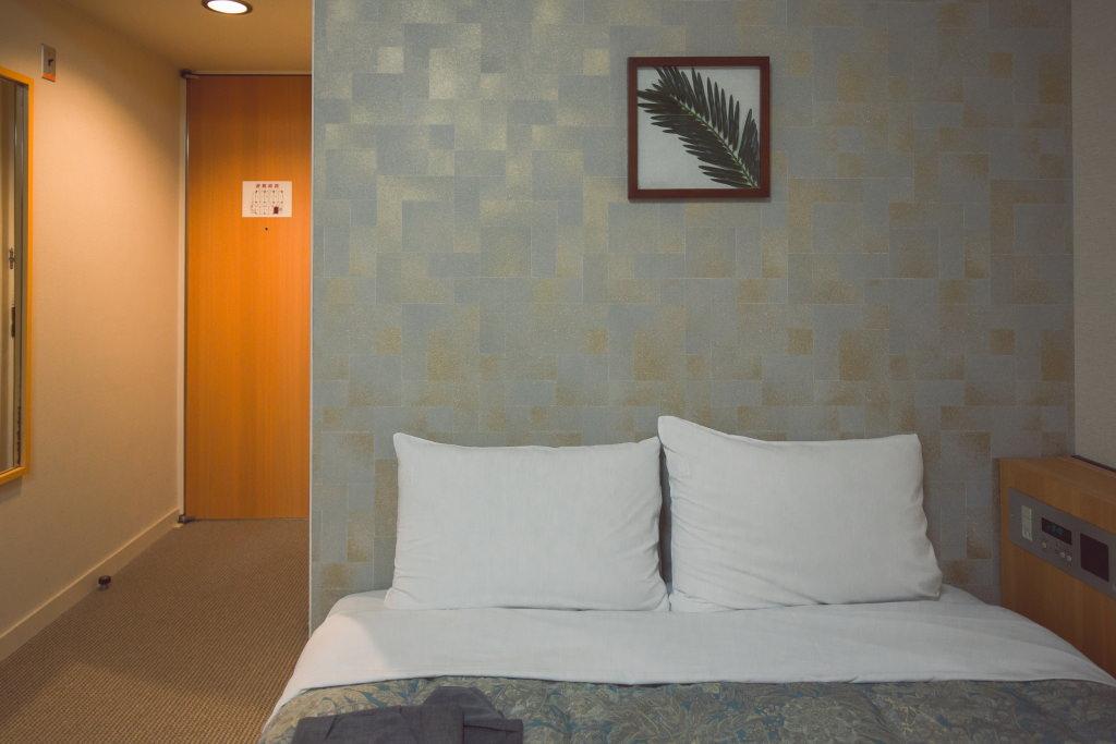 大阪梅田住宿推薦 :: 紀州鐵道酒店 CP值最高的大阪飯店,雙人房只要台幣1000加早餐