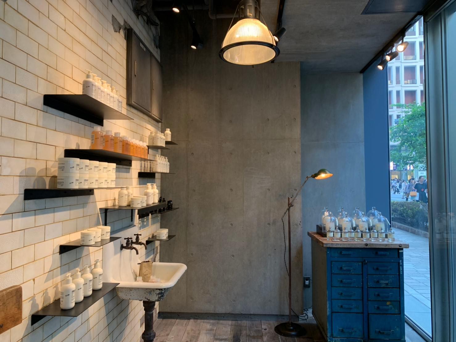 進入東京銀座森林 :: Lelabo香氛實驗室 文青都在這!客製個人標籤的高質感香水