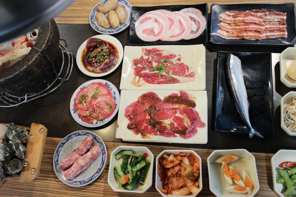 台北燒肉吃到飽 :: 胖肚肚燒肉 平價燒肉/明治冰淇淋/飲料吃到飽,專人桌邊代烤服務