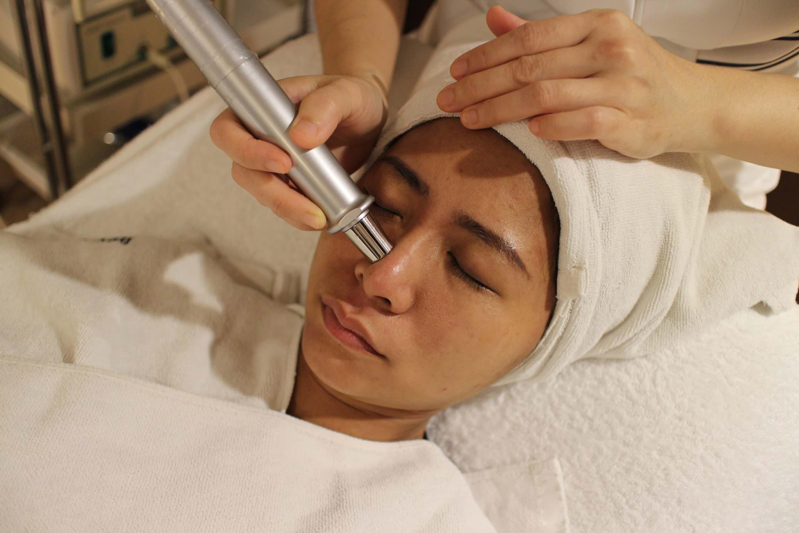 台北芳療SPA推薦 :: her spa 超越醫美的毛孔緊緻護理,非侵入性的無痛除粉刺課程