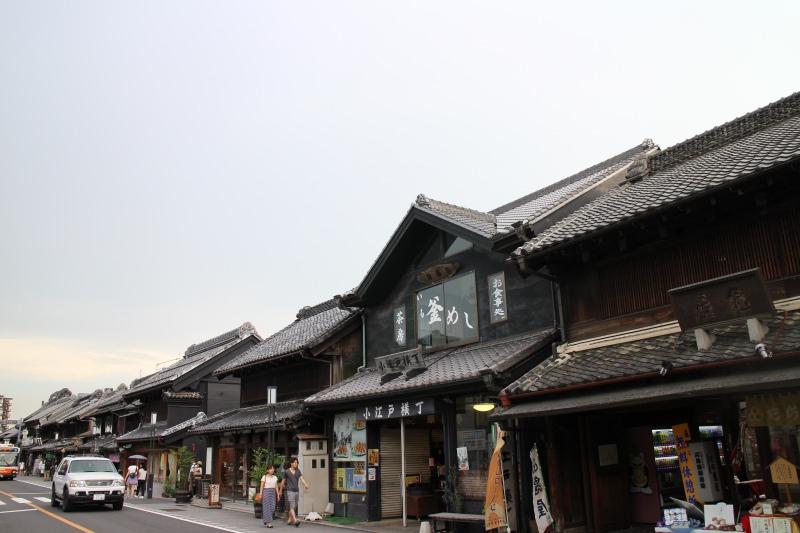 東京近郊/川越 放慢步伐!穿越時空踏入小江戶藏造古街