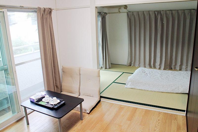 東京民宿/Andy's Garden Inn 是真的!我在新宿租個家!(地鐵東新宿B1旁)
