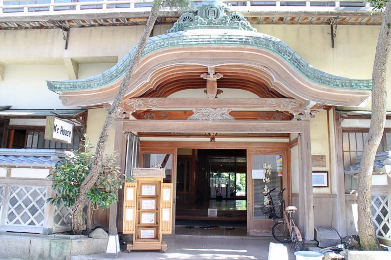 伊豆飯店/伊東K's House 超越六星級!百年日式傳統溫泉旅館,一生必住一次的日本飯店