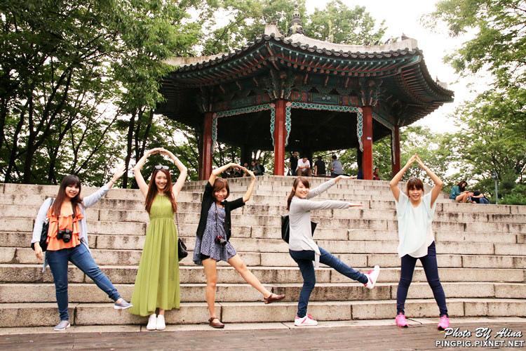 韓國自由行❤️五天四夜跟著Alina暢快遊首爾