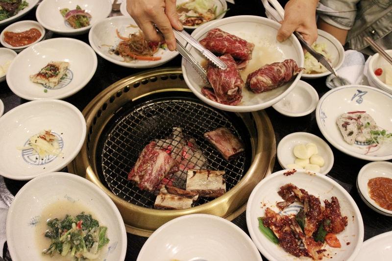 韓國自由行|京畿道水原排骨 走出首爾!讓韓國君王也迷戀的烤排骨!